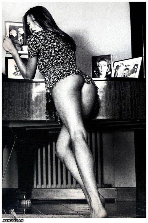 Carla Bruni : Mannequin des années 90