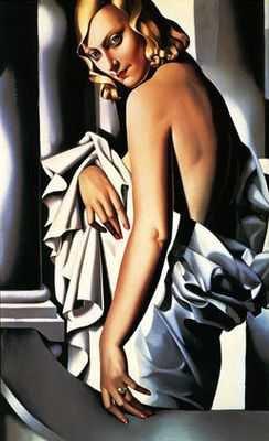 Tamara de Lempicka : Marjorie Ferry
