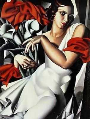 Tamara de Lempicka : Ira
