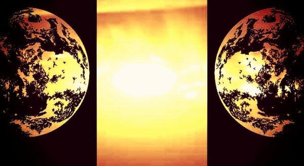 Planète : Fond de blog