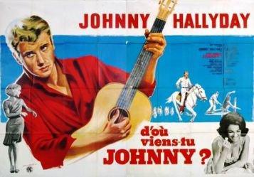 Johnny Hallyday : 1963