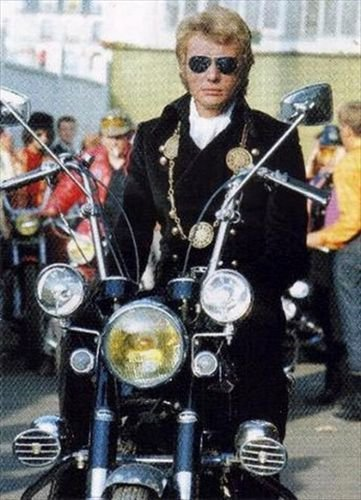 Johnny Hallyday : Johnny Hallyday se produit à l'Olympia
