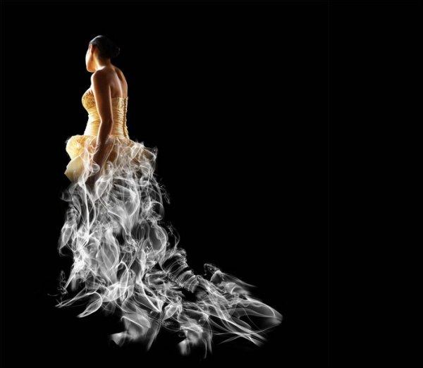 Robe : Image insolite