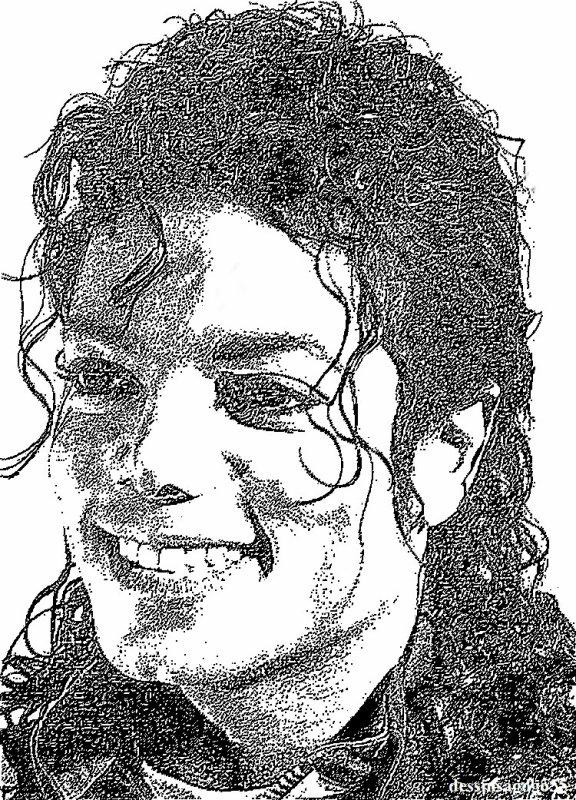 Michael Jackson : dessinsagogo55