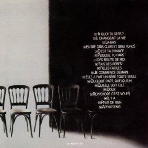 Jean-Jacques Goldman : Entre gris clair et gris foncé 1987