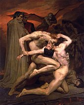 William Bouguereau : Dante et Virgile