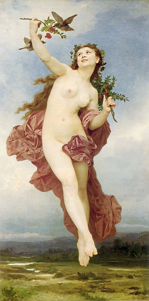 William Bouguereau : Jour