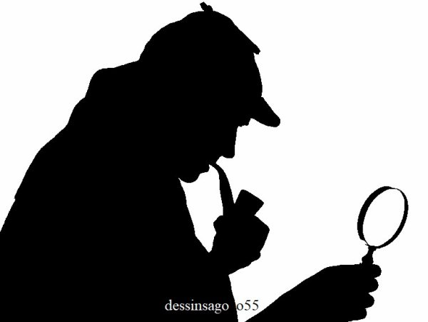 La célèbre réplique attribuée à Sherlock Holmes « Élémentaire mon cher Watson »
