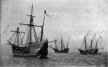 Christophe Colomb : Le Ier voyage (1492-1493)