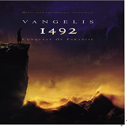 Vangelis : 1492: Conquest of Paradise (1492 : Christophe Colomb) B.O.F