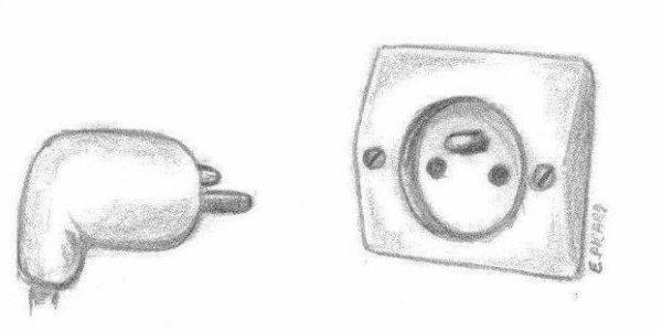 Normes électriques : Le schéma de principe d'une installation