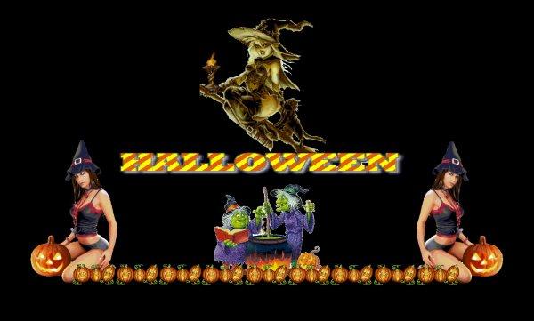 Préparez Hallowen
