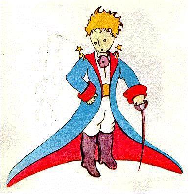 Le Petit Prince : CHAPITRE II