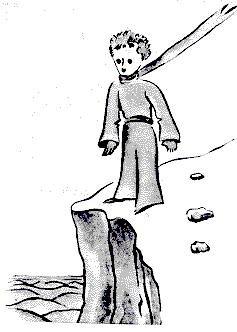 Le Petit Prince : CHAPITRE III