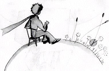 Le Petit Prince : CHAPITRE V