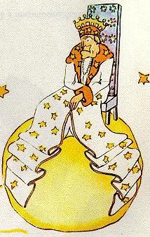 Le Petit Prince : CHAPITRE X