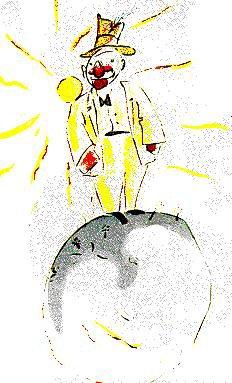 Le Petit Prince : CHAPITRE XI