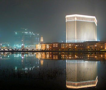 L'hôtel The Venetian de Macao
