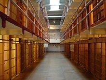 Ile d'Alcatraz : La prison à partir de 1933