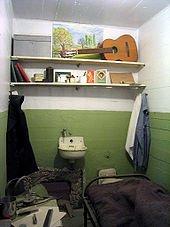 Ile d'Alcatraz : Les conditions d'incarcération