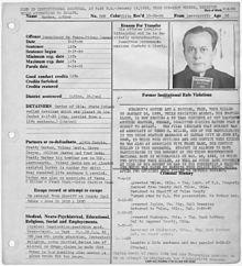 Arthur « Doc » Barker