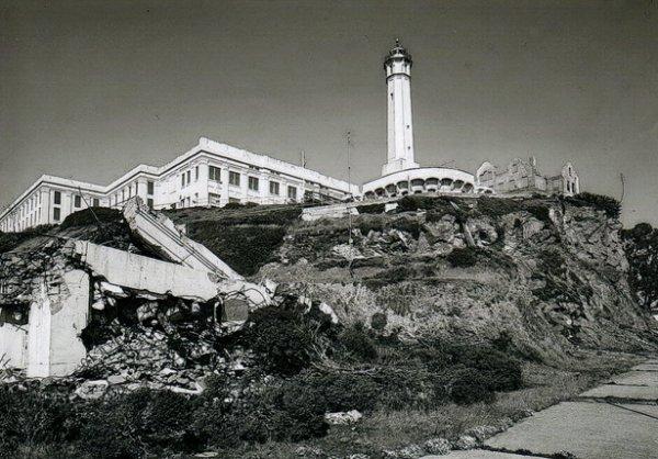 Ile d'Alcatraz : À la télévision