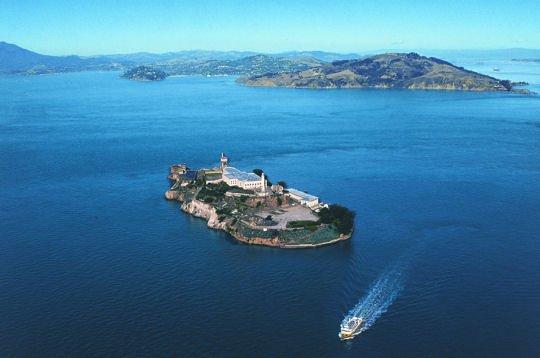 Ile d'Alcatraz : Climat