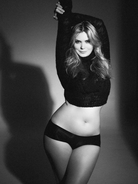 Katya Zharkova : Top Model