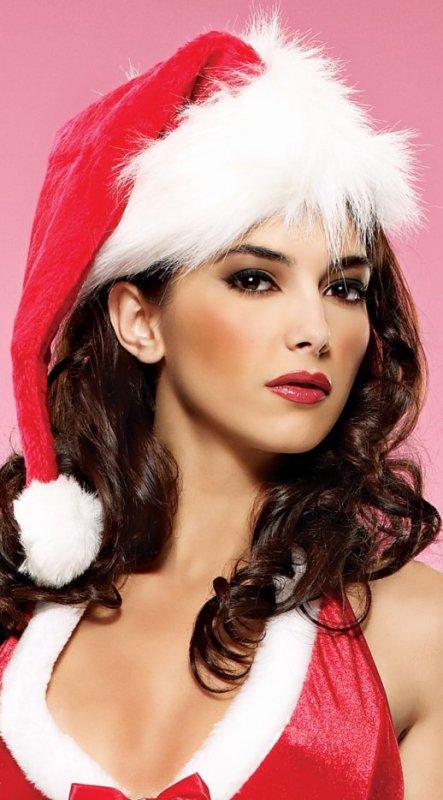 Noël : Femme sexy