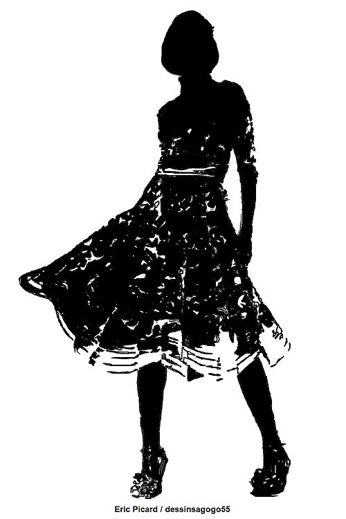 Silhouette : dessinsagogo55