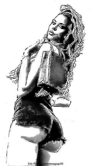 Femme : dessinsagogo55