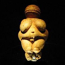 Nu : Le nu de la préhistoire