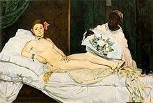 Nu : Impressionnisme et Réalisme