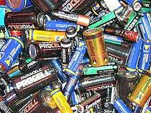 Pile électrique : Recyclage