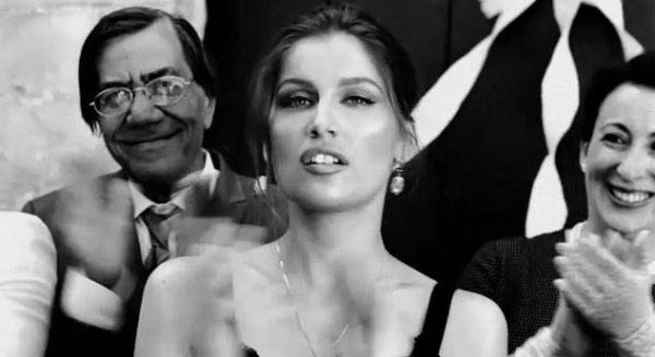 Laëtitia Casta Publicité Dolce & Gabbana 2012