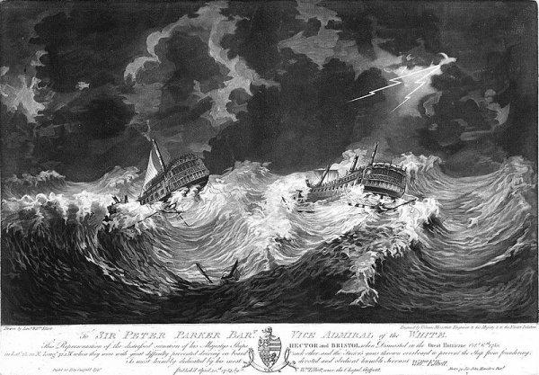 Grand Ouragan de 1780