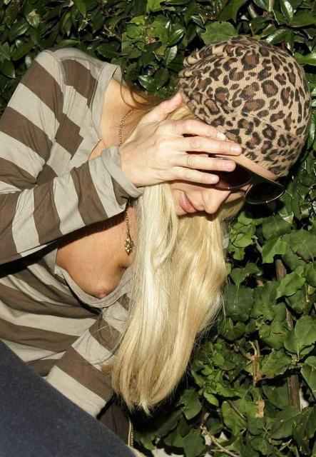 Paris Hilton : Provoc' ou pas