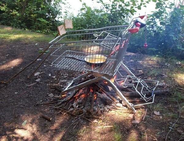 Super barbecue !