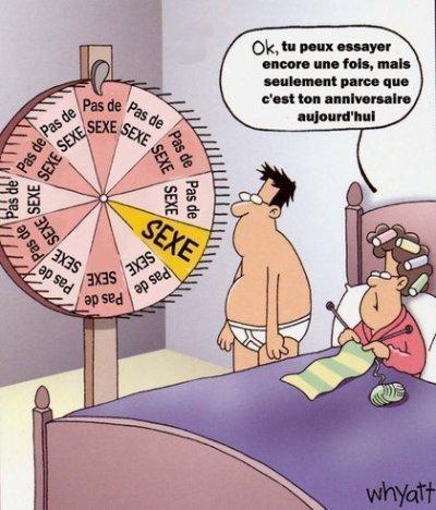 La roue du sexe ...
