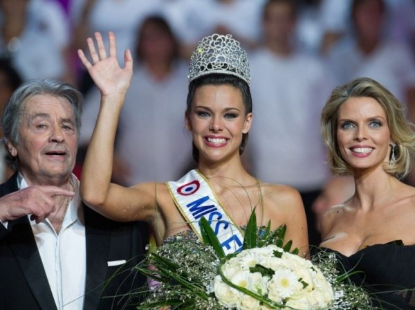 Marine Lorphelin : Miss France 2013