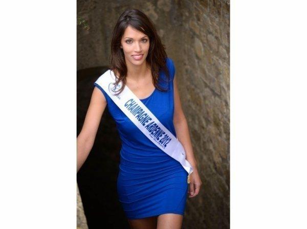 Deborah Trichet : Miss Champagne-Ardennes
