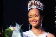Cynthia Tinédor : Miss Guadeloupe