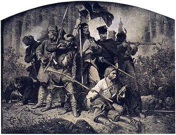 Soulèvement polonais écrasé