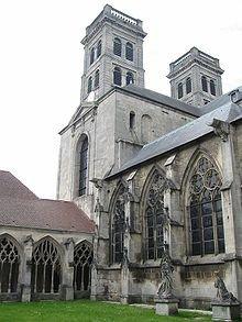 Verdun : Cathédrale Notre-Dame de Verdun