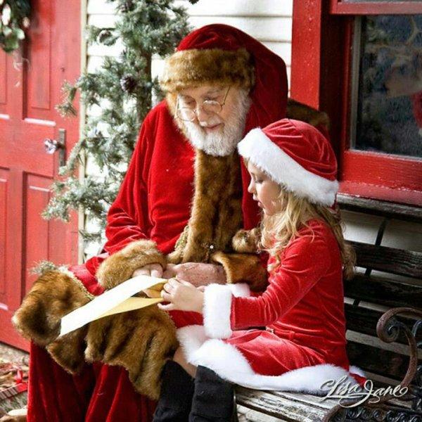 Noël : As-tu fait ta liste???