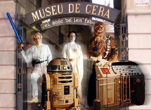 Museu de Cera de Barcelone