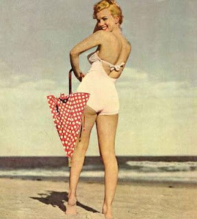 Marilyn Monroe : Pin up