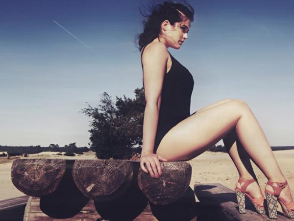 Andréa Koolen : Top Model
