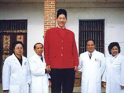 De-Fen Yao : La plus grande femme du monde