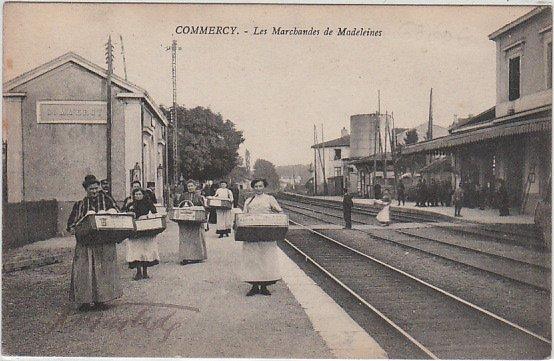 Commercy : Madeleine (cuisine)